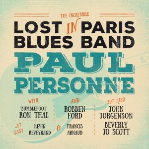 Paul_Personne_Lost in Paris Blues Band_ Cover_Web