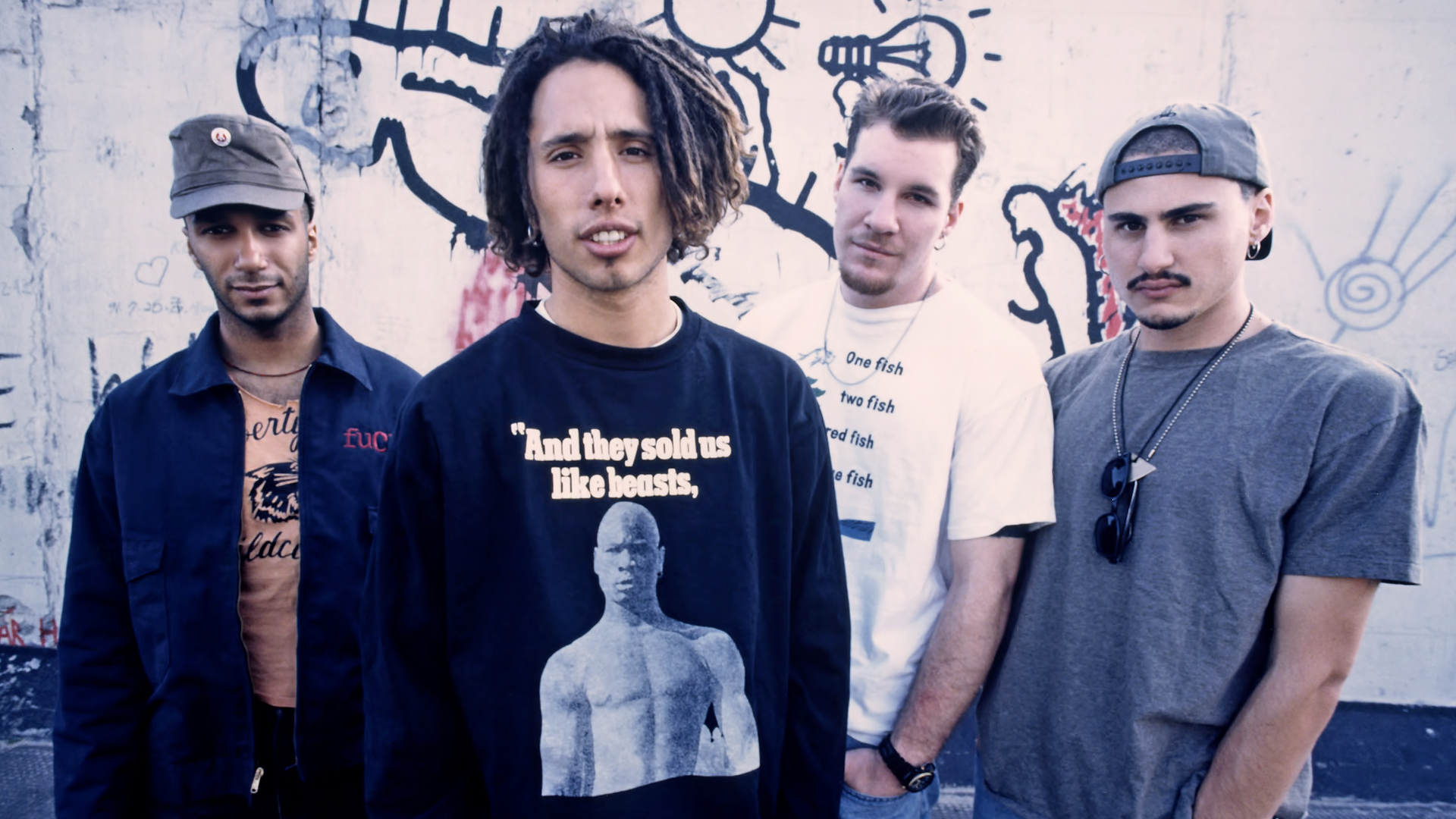 rage against the machine the