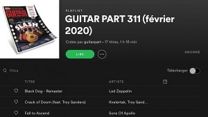 GP 311 Playlist